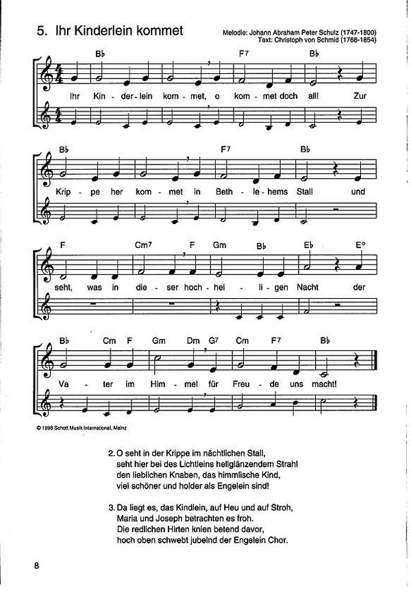Die Schönsten Weihnachtslieder Texte.Die Schönsten Weihnachtslieder Die Holzbläser