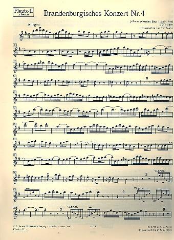 Bach Konzert Berlin