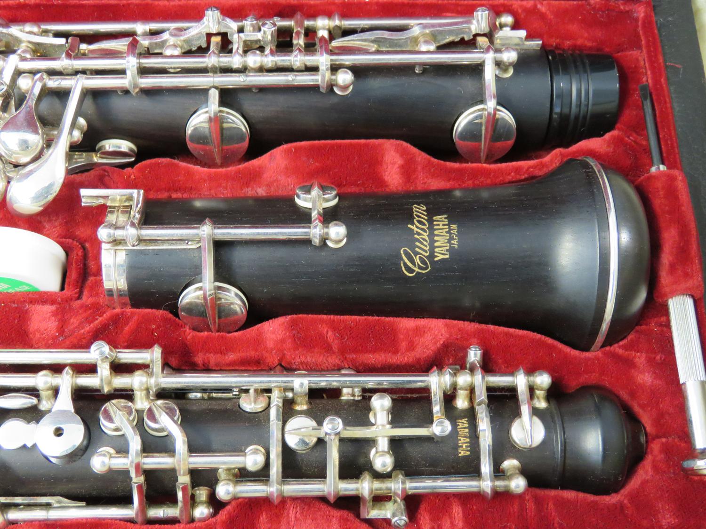 oboe yamaha yob 822 custom auto geb die holzbl ser. Black Bedroom Furniture Sets. Home Design Ideas