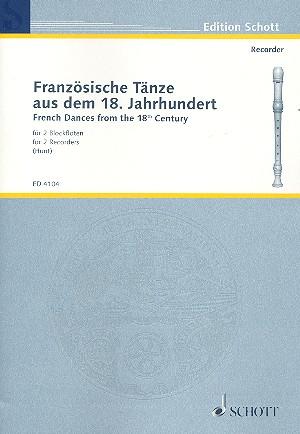 Französische Tänze